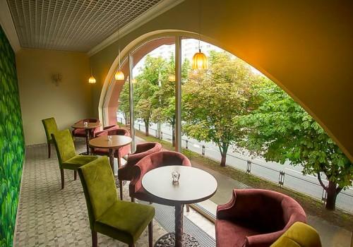 Мебель для кафе «Гриль Клуб»