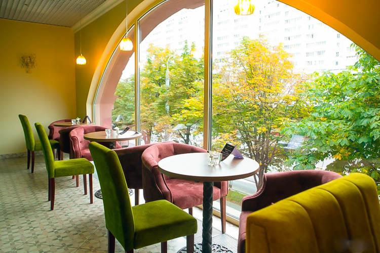 Стулья для кафе «Гриль Клуб»