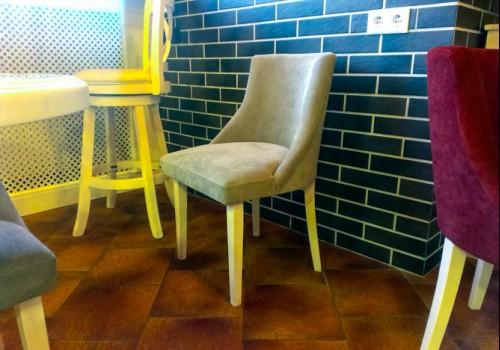 Мебель для кафе-кондитерской «Ti Amo»