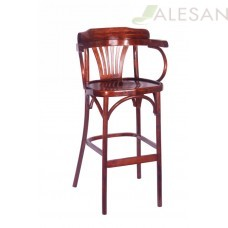 Венский барный стул КМФ 305-2