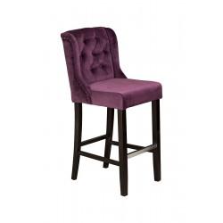 Барный стул РОЯЛ-1 (черная эмаль)