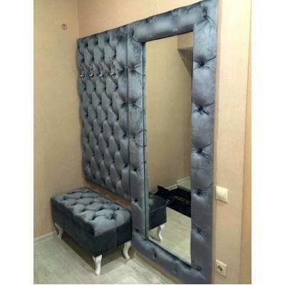Стеновая панель с зеркалом