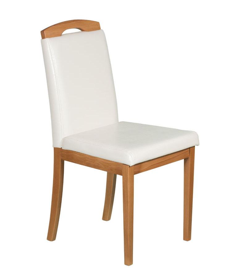 Мягкий стул с ручкой