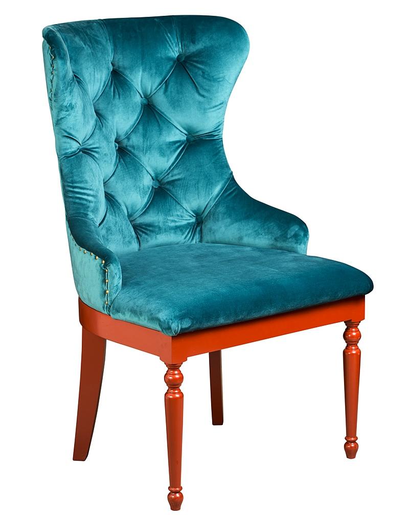 Кресло в каретной стяжке